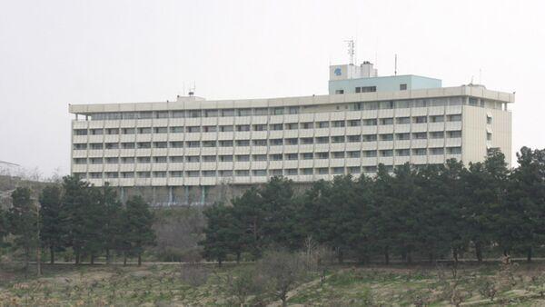 Hotel Intercontinental de Kabul (archivo) - Sputnik Mundo