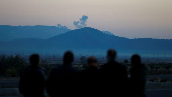 Operación de Turquía en Afrín - Sputnik Mundo