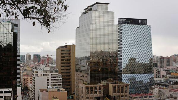 Santiago, capital de Chile - Sputnik Mundo