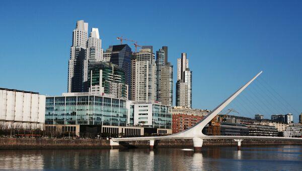 Buenos Aires, Argentina (imagen referencial) - Sputnik Mundo