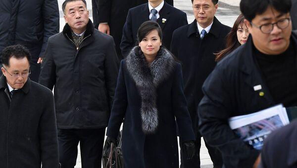 Hyon Song-wol, cantante norcoreana - Sputnik Mundo