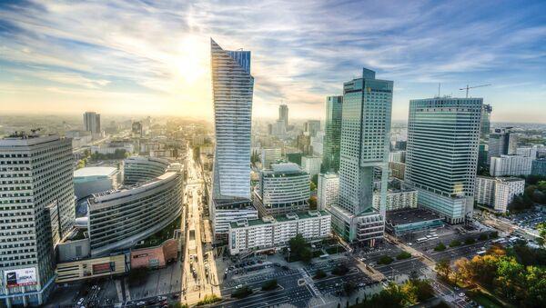 Varsovia, capital de Polonia - Sputnik Mundo
