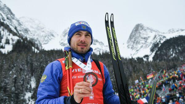 Antón Shipulin, atleta ruso - Sputnik Mundo
