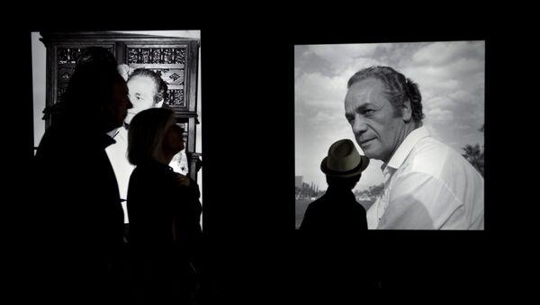 El poeta chileno Nicanor Parra - Sputnik Mundo