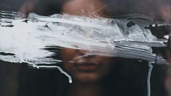 La cara de una mujer (imagen referencial) - Sputnik Mundo