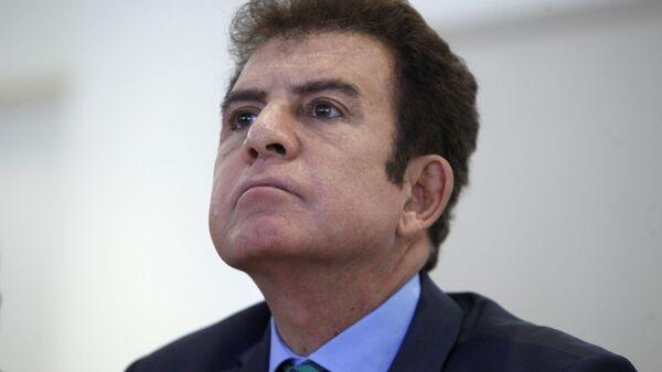Salvador Nasralla, el excandidato presidencial y líder de la Alianza de Oposición de Honduras (archivo) - Sputnik Mundo