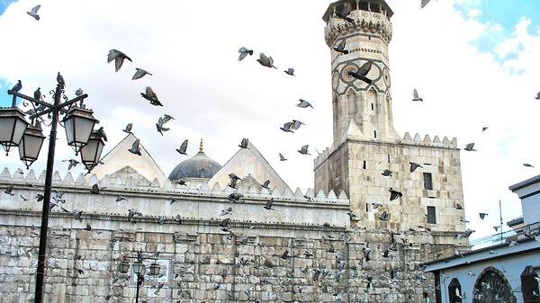Damasco, capital de Siria (imagen referencial) - Sputnik Mundo