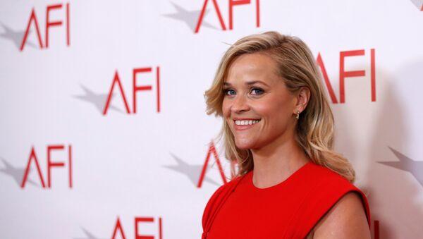 Reese Witherspoon, actriz estadounidense - Sputnik Mundo