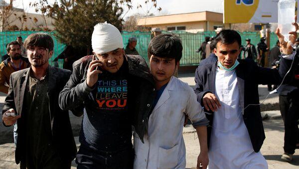 Atentado en barrio diplomático de Kabul - Sputnik Mundo