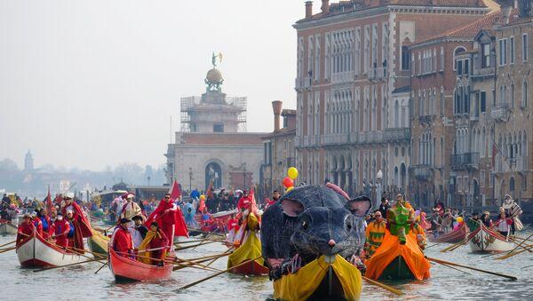 Carnaval de Venecia - Sputnik Mundo