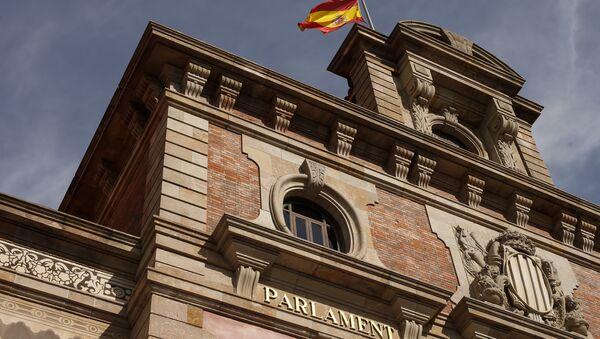 Edificio del Parlamento de Cataluña - Sputnik Mundo