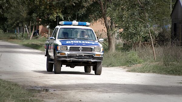 Policía de Argentina (imagen referencial) - Sputnik Mundo