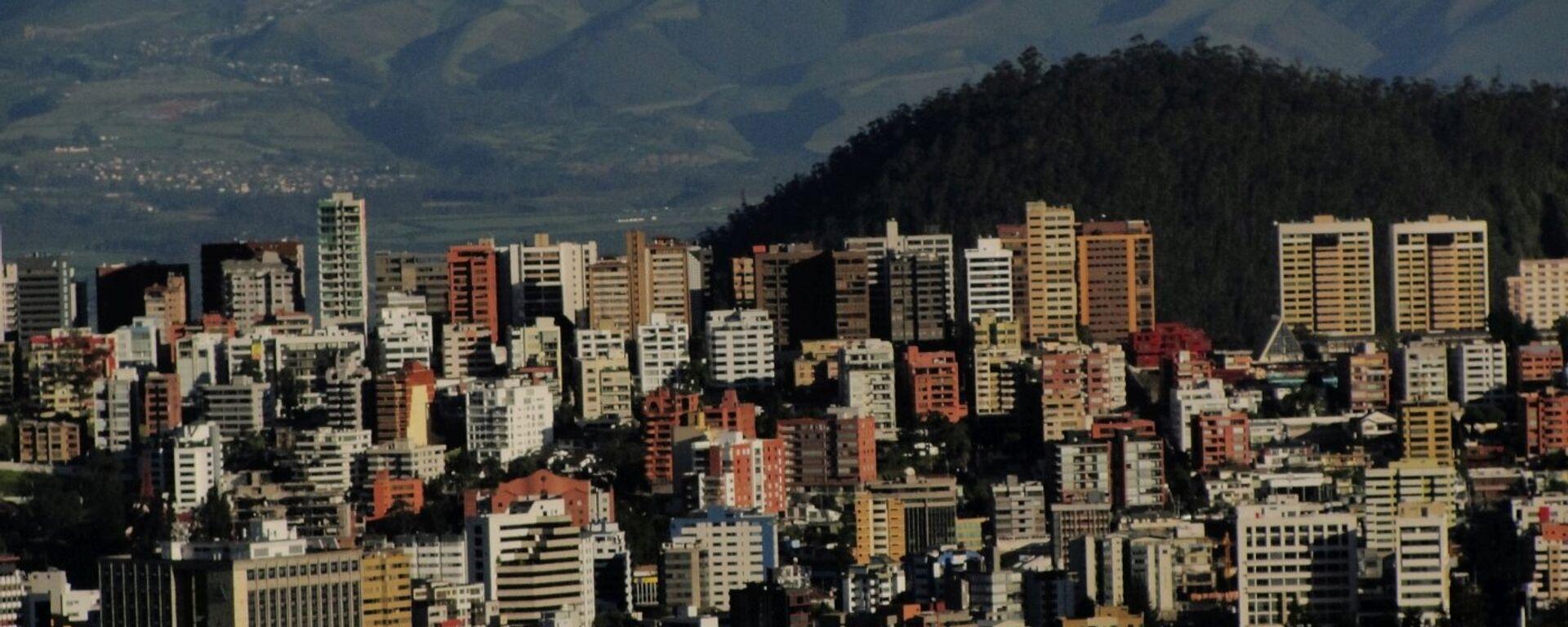 Quito, la capital de Ecuador - Sputnik Mundo, 1920, 22.09.2021