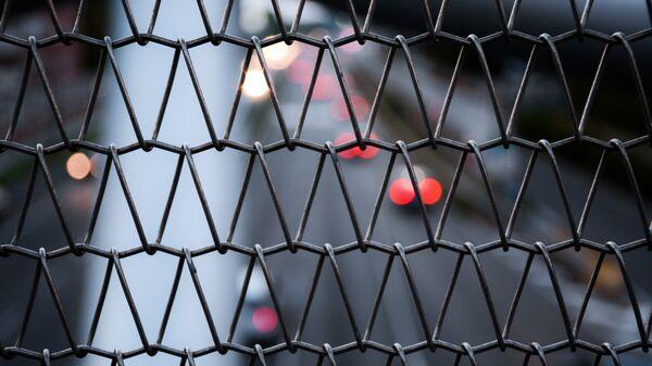 Rejas de la cárcel (imagen referencial) - Sputnik Mundo