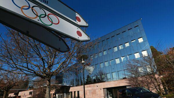 Comité Internacional Olímpico (COI) - Sputnik Mundo