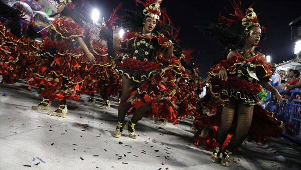 El Carnaval de Brasil - Sputnik Mundo