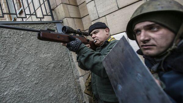¿Quién orquestó el baño de sangre en el corazón de Kiev? - Sputnik Mundo