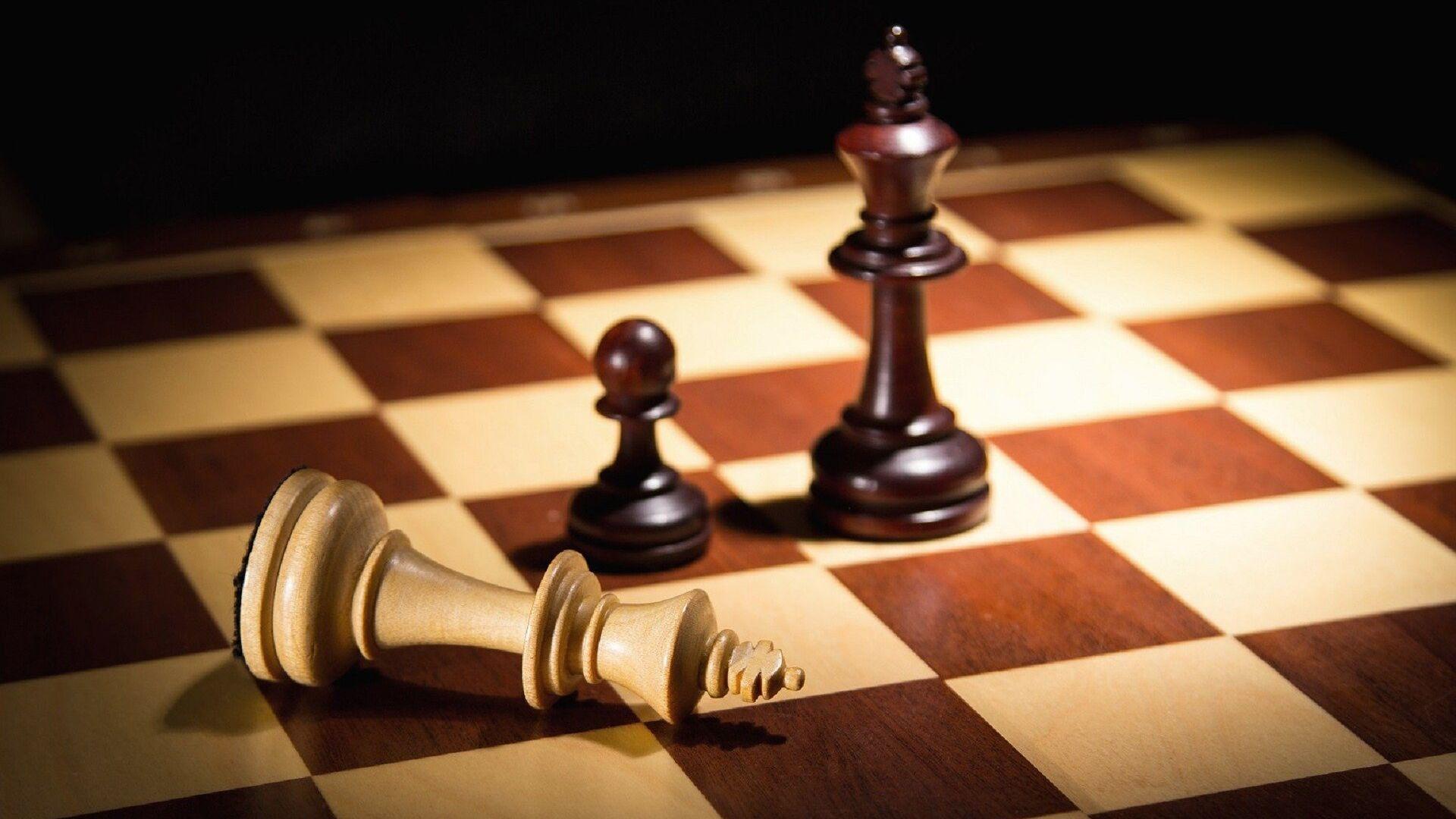 Un tablero de ajedrez - Sputnik Mundo, 1920, 12.10.2021