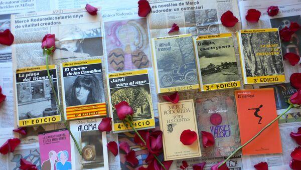 Libros en catalán - Sputnik Mundo