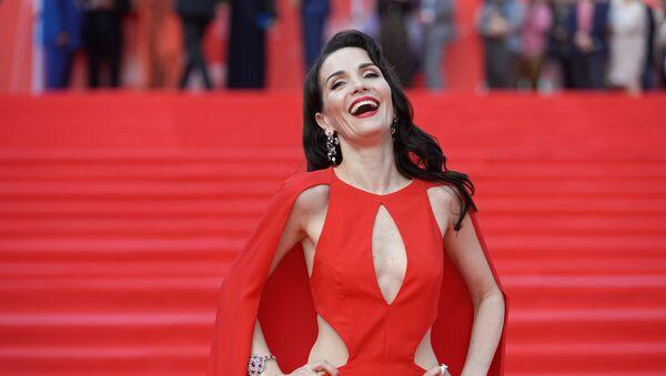 Natalia Oreiro en el 38º Festival Internacional de Cine de Moscú - Sputnik Mundo