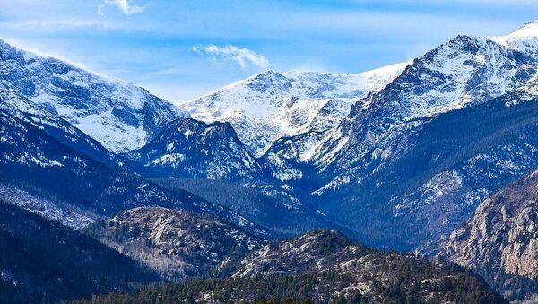 Rocky Mountains - Sputnik Mundo