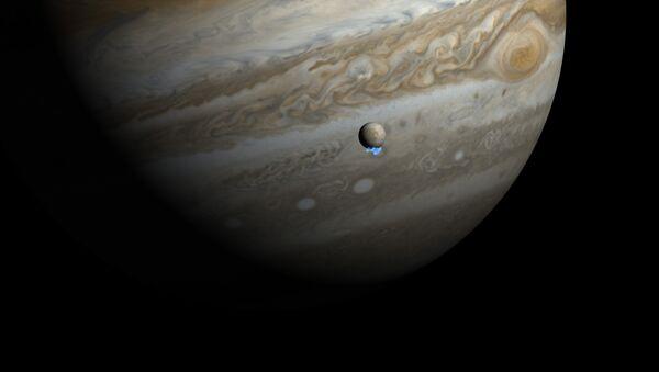 El planeta Júpiter (archivo) - Sputnik Mundo