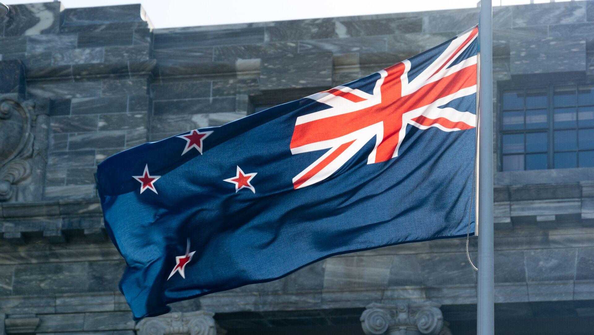 Bandera de Nueva Zelanda - Sputnik Mundo, 1920, 09.02.2021