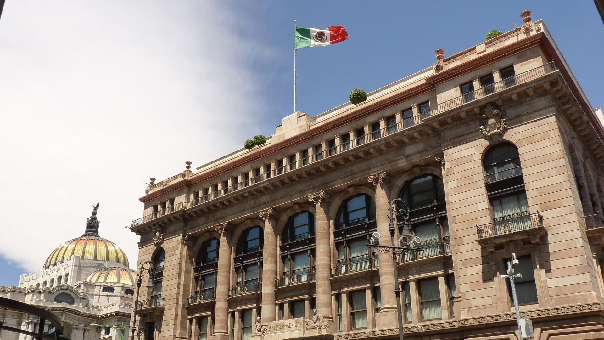 Banco de México - Sputnik Mundo, 1920, 30.09.2021