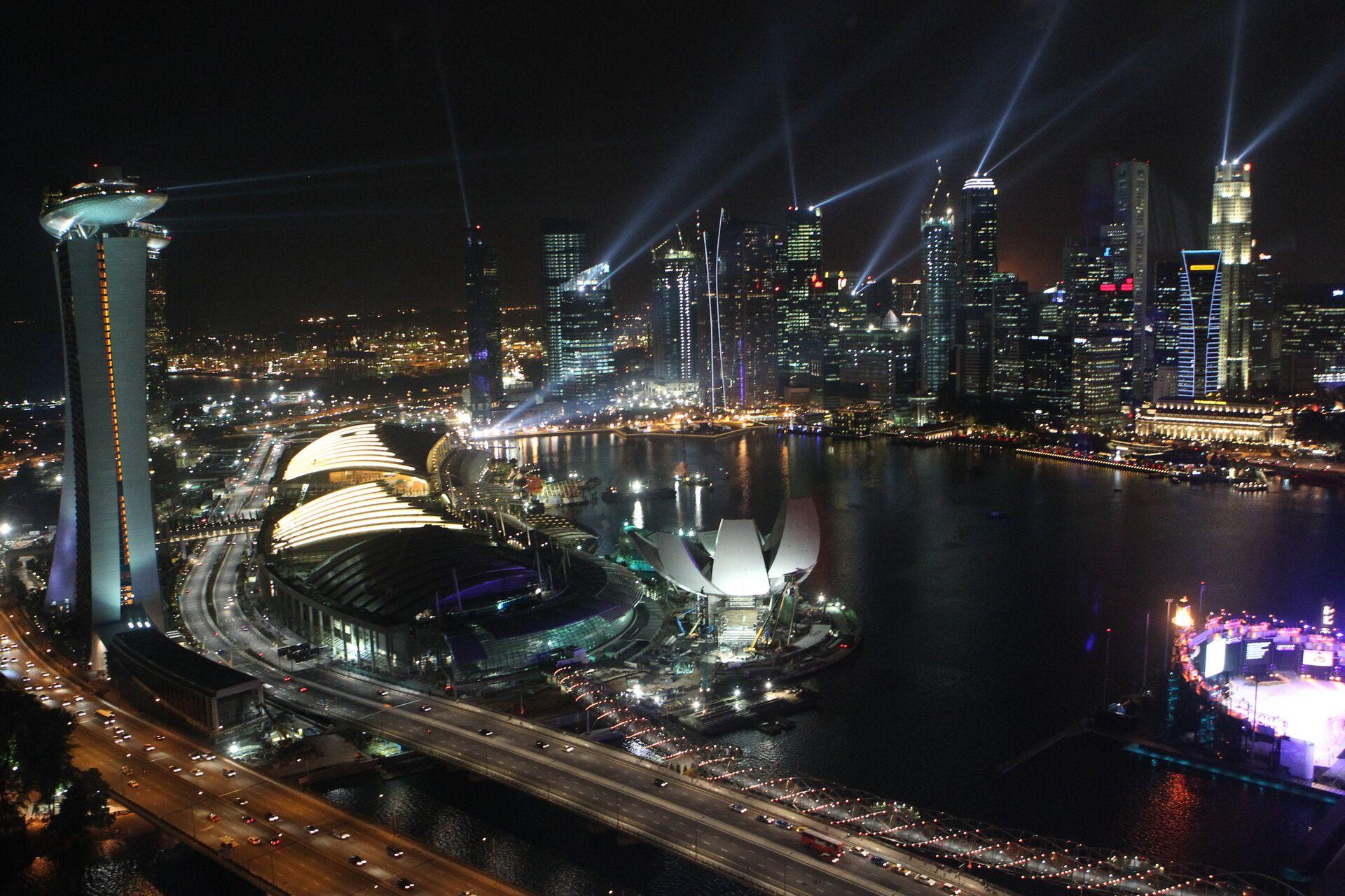 Singapur - Sputnik Mundo, 1920, 09.08.2021