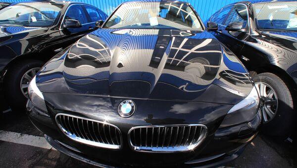 Automóviles alemanes BMW - Sputnik Mundo