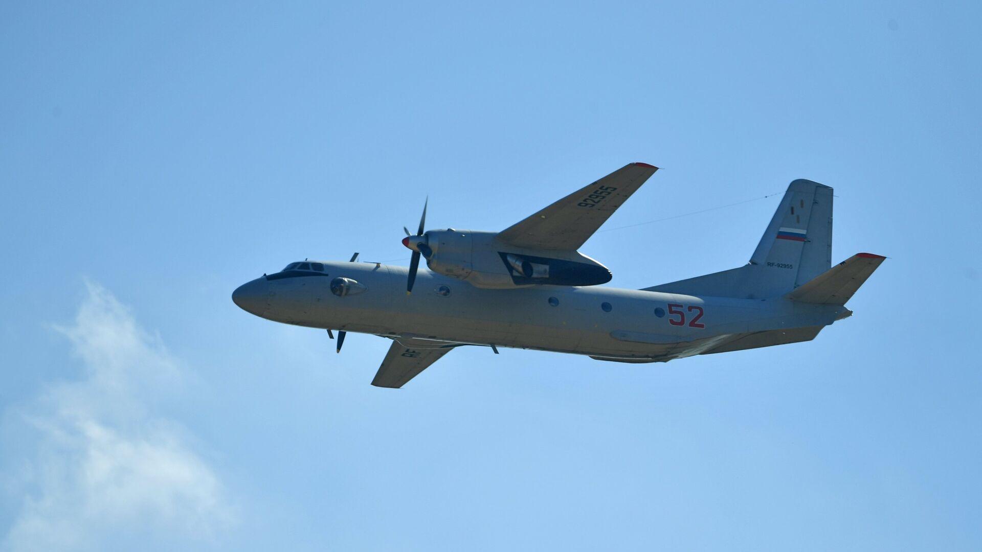 Avión militar ruso An-26 - Sputnik Mundo, 1920, 23.09.2021