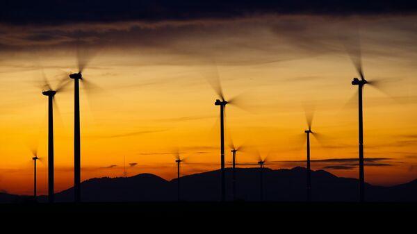 Energía eólica - Sputnik Mundo