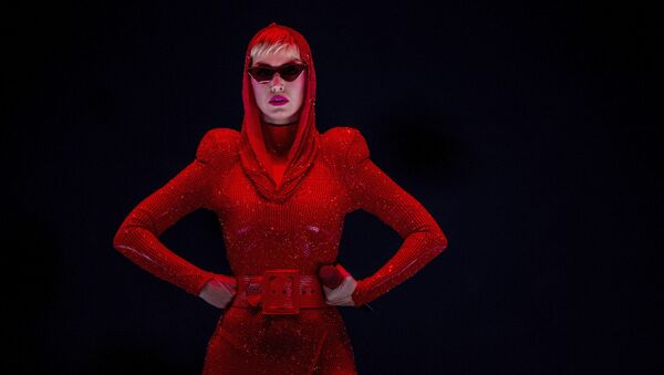 Katy Perry, cantante estadounidense - Sputnik Mundo