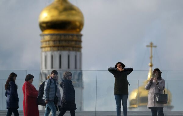 Cómo lucharon Moscú y San Petersburgo por el estatus de capital de Rusia - Sputnik Mundo