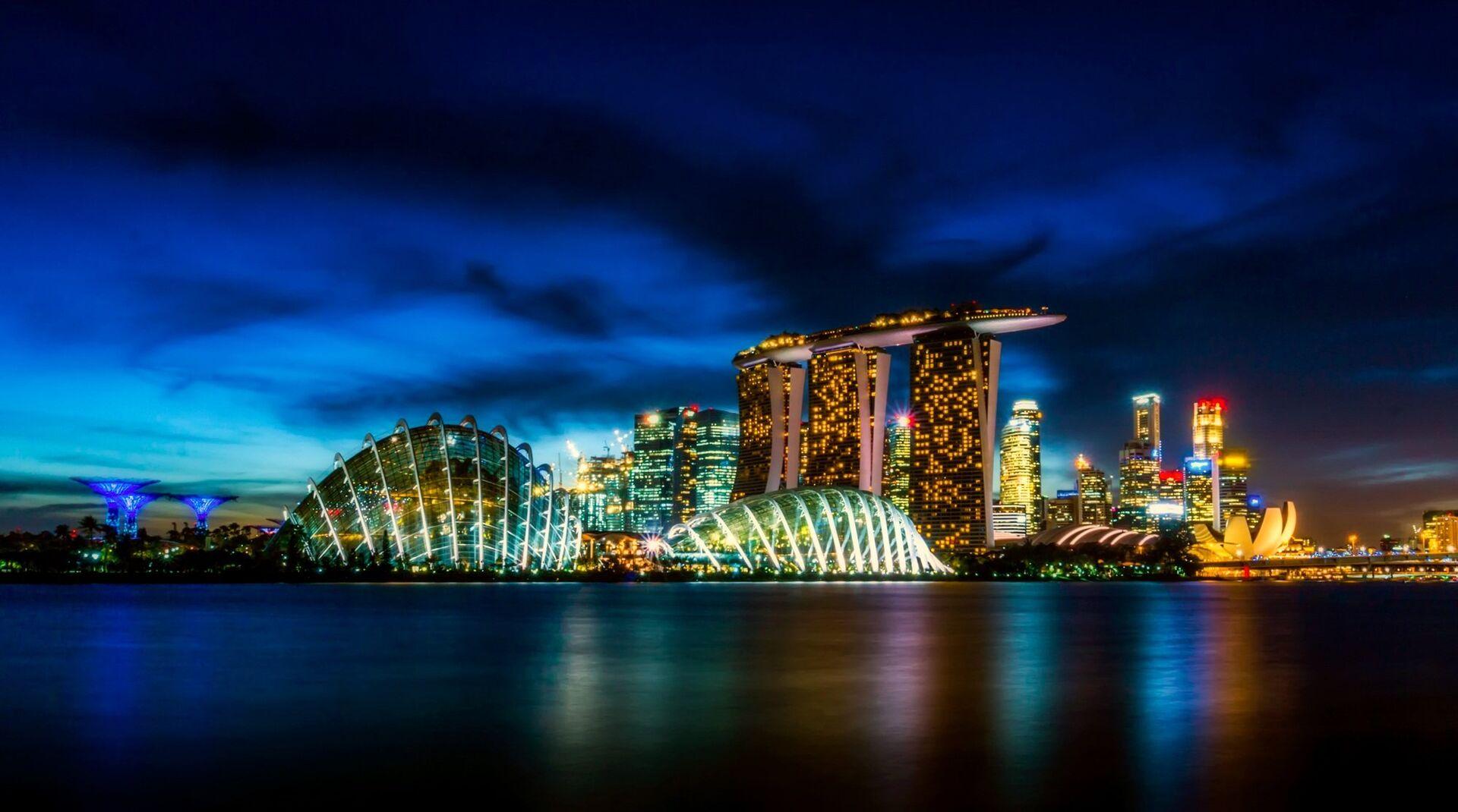 Singapur, foto de archivo - Sputnik Mundo, 1920, 09.08.2021