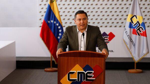 Javier Bertucci, candidato a la presidencia de Venezuela de la organización Esperanza por el Cambio - Sputnik Mundo