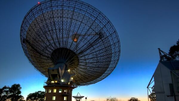 Telescopio Parkes en Australia - Sputnik Mundo