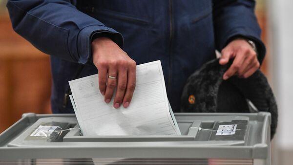 Las elecciones presidenciales rusas - Sputnik Mundo