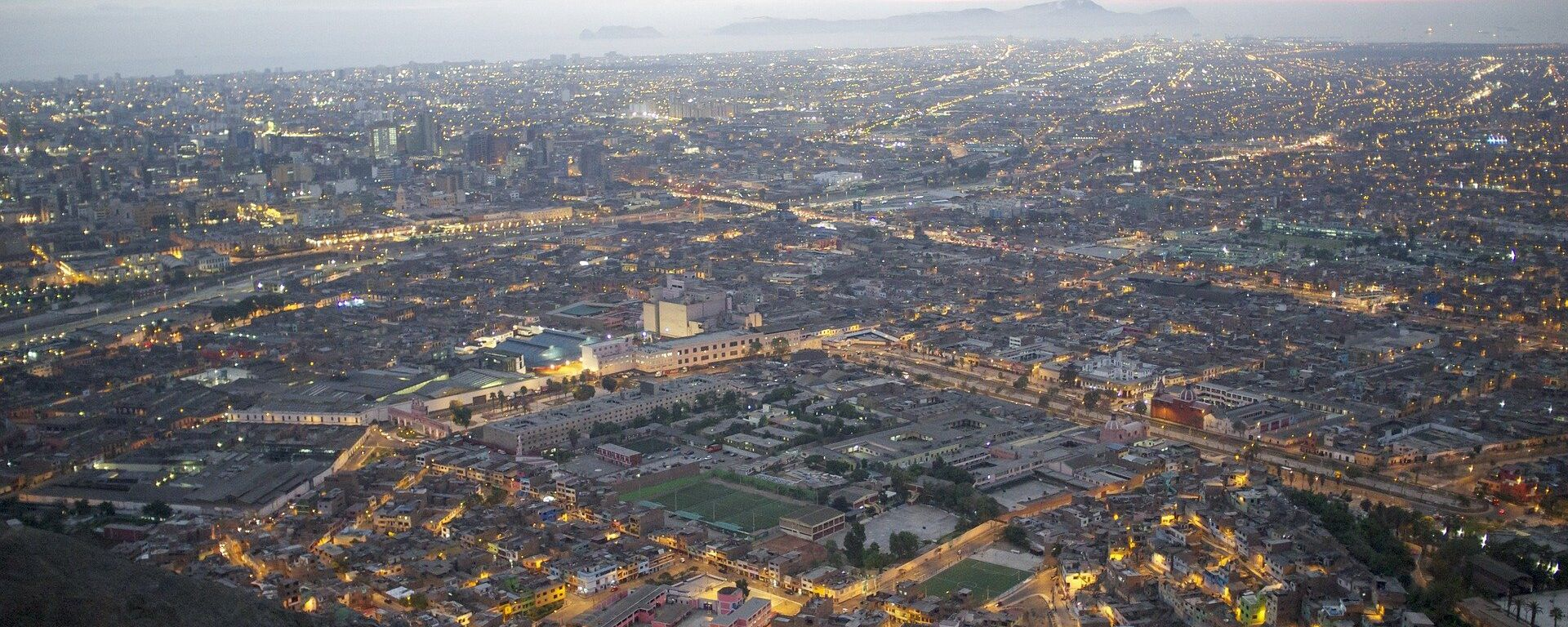 Lima, la capital de Perú - Sputnik Mundo, 1920, 07.09.2021