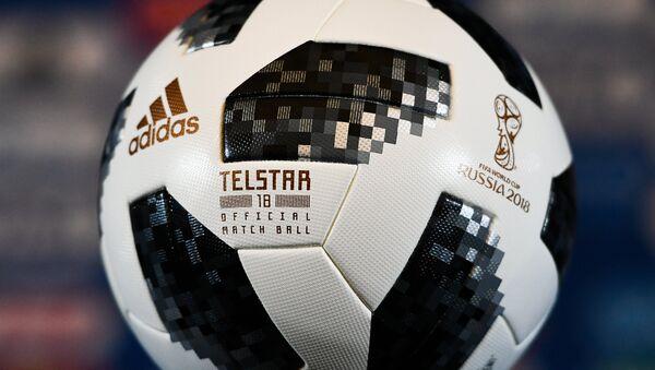 El balón de la Copa Mundial de Fútbol FIFA 2018 - Sputnik Mundo