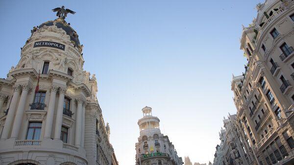 Madrid, capital de España (imagen referencial) - Sputnik Mundo