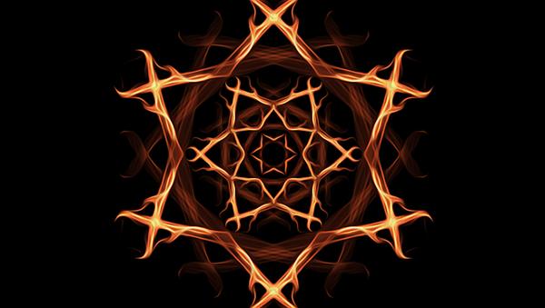 Estrella (imagen referencial) - Sputnik Mundo