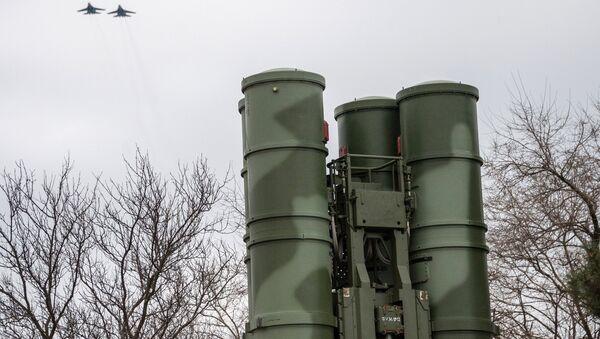 Sistema de misiles ruso S-400 - Sputnik Mundo