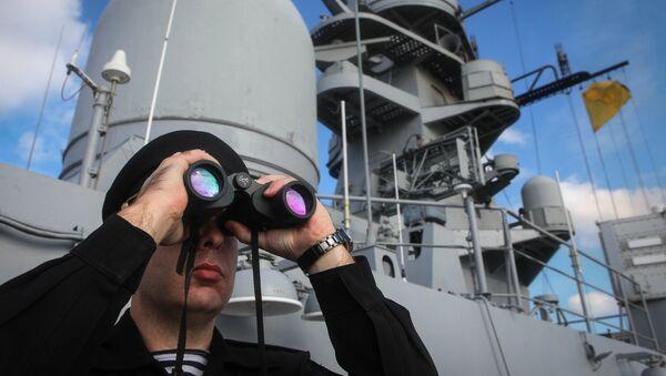 Flotilla del Caspio - Sputnik Mundo