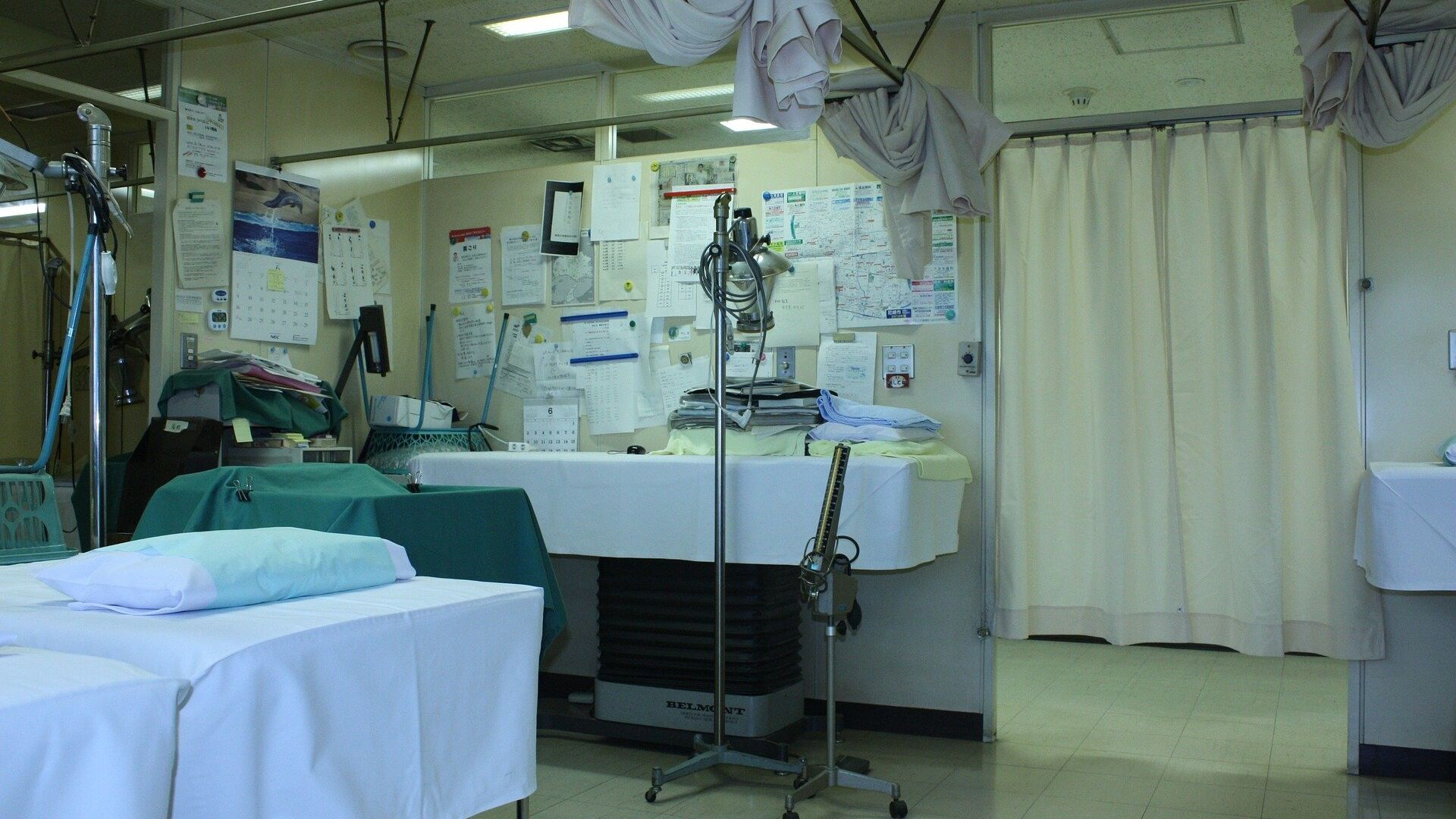 Hospital (imagen referencial) - Sputnik Mundo, 1920, 05.09.2021