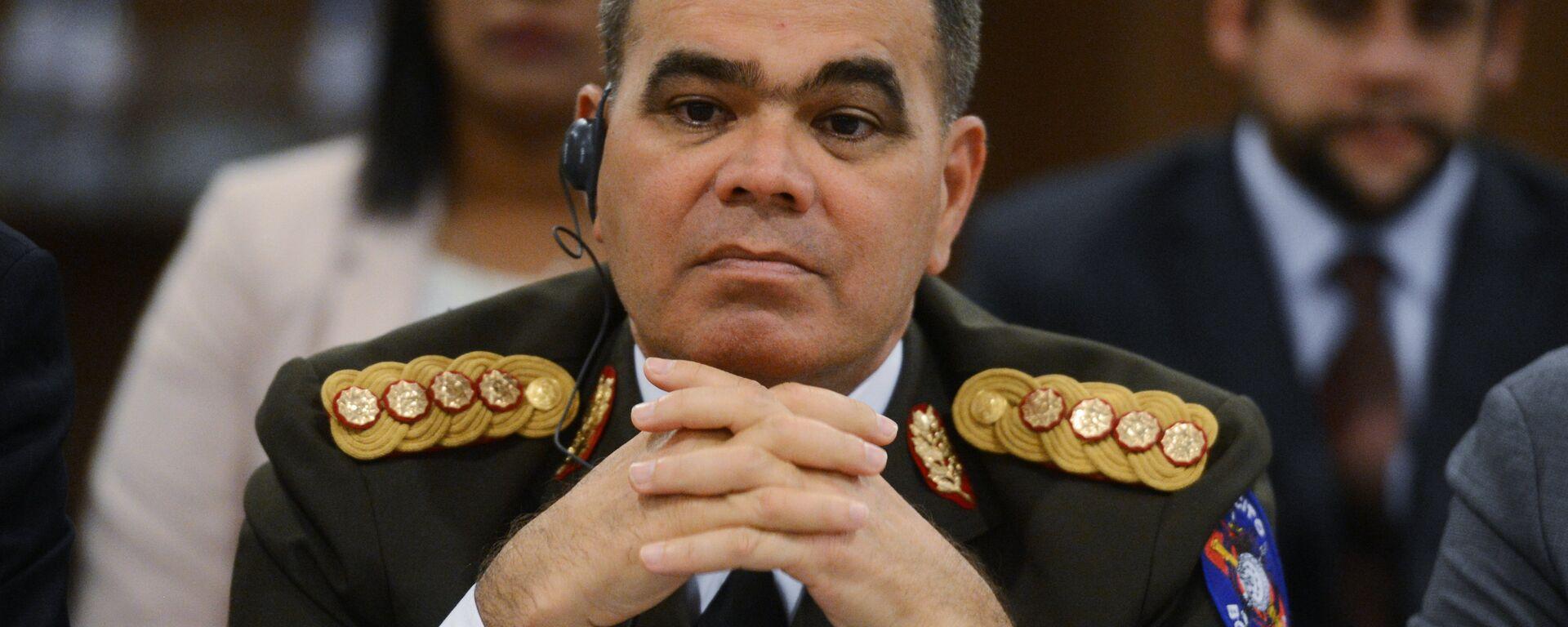 Vladimir Padrino López, ministro de Defensa de Venezuela - Sputnik Mundo, 1920, 13.09.2021