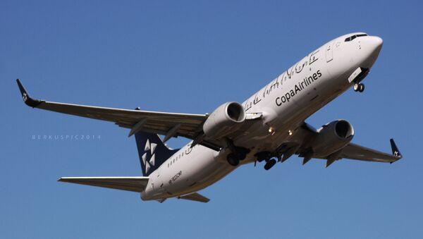Un avión de Copa Airlines - Sputnik Mundo