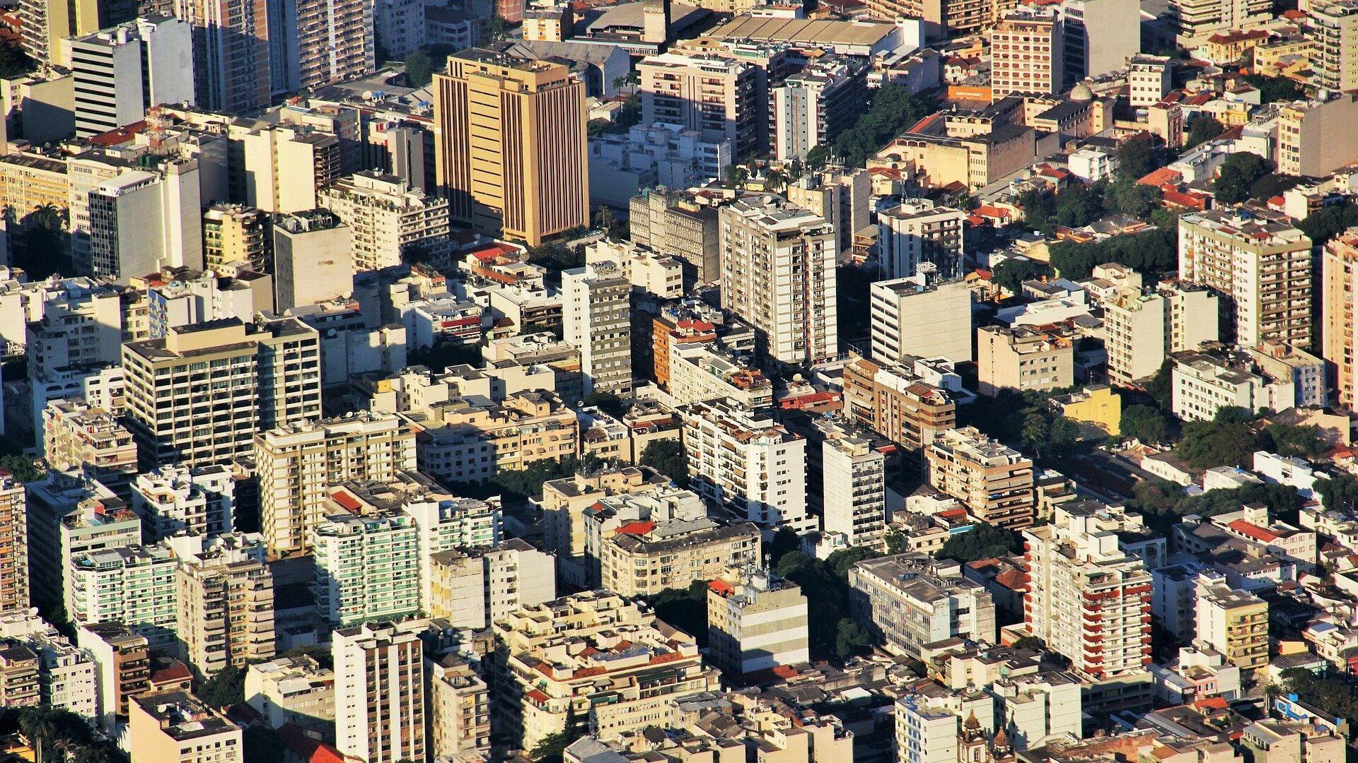 Río de Janeiro, la segunda ciudad más poblada de Brasil - Sputnik Mundo, 1920, 18.03.2021