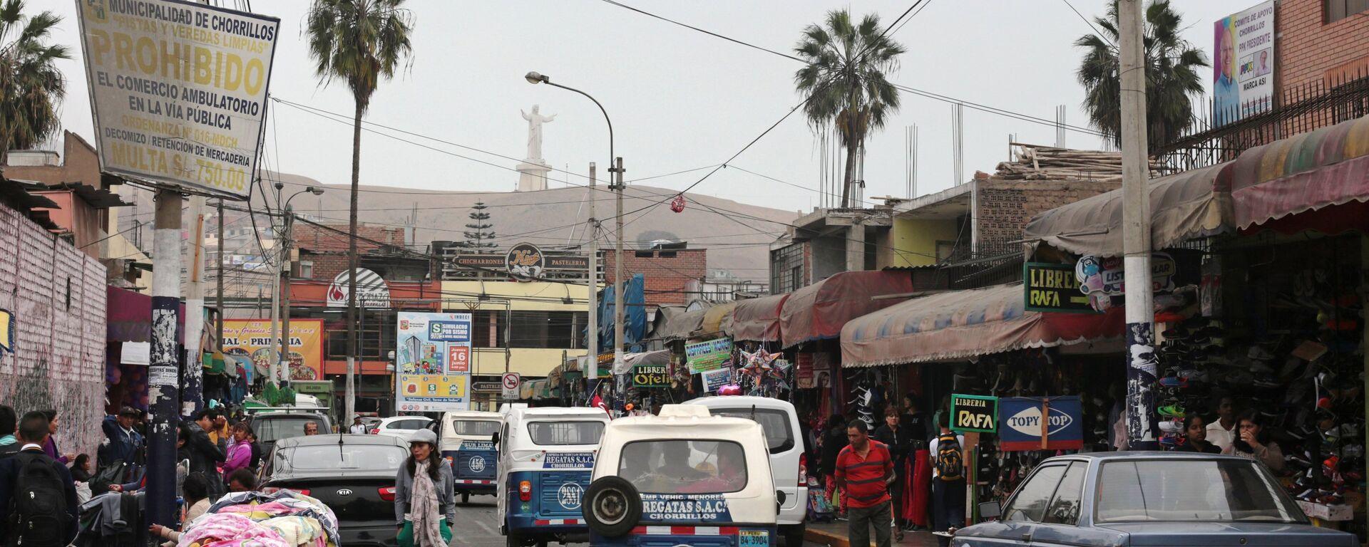 Lima, la capital de Perú - Sputnik Mundo, 1920, 10.02.2021