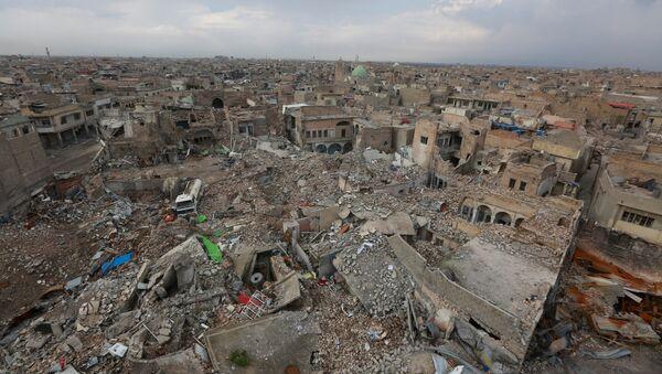 Situación en Mosul, Irak (2018) - Sputnik Mundo
